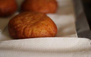 Жаренный пончик