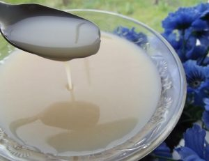 Домашняя сгущенка без сухого молока