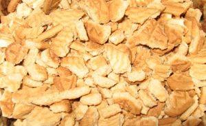 Измельченное печенье