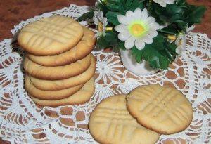 Печенье на сгущенке