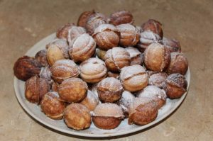 «Орешки» по старому рецепту