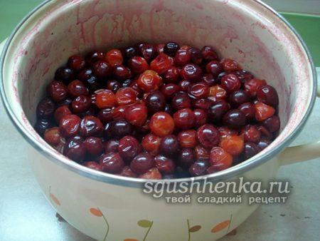 ягоды остужаем