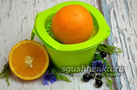 Выжимаем сок из апельсинов