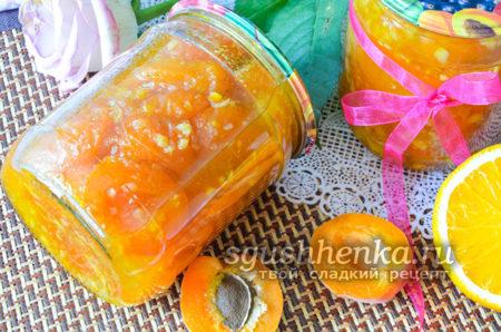 фруктовое варенье