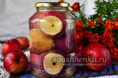 яблочки на зиму
