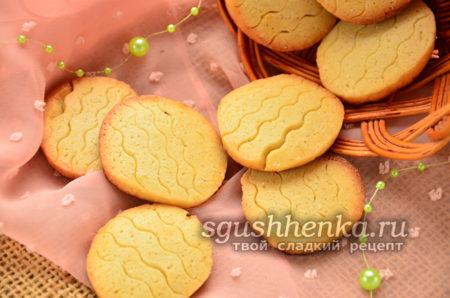 Испеченное печенье