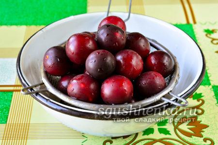 ягоду моем