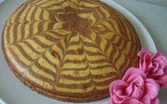 Торт Зебра