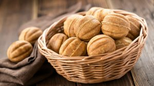 Орешки рецепт без яиц