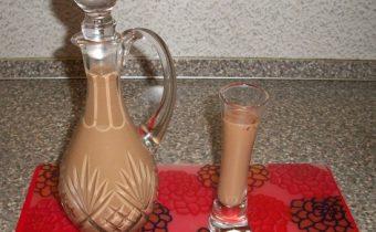 Ликер с шоколадом