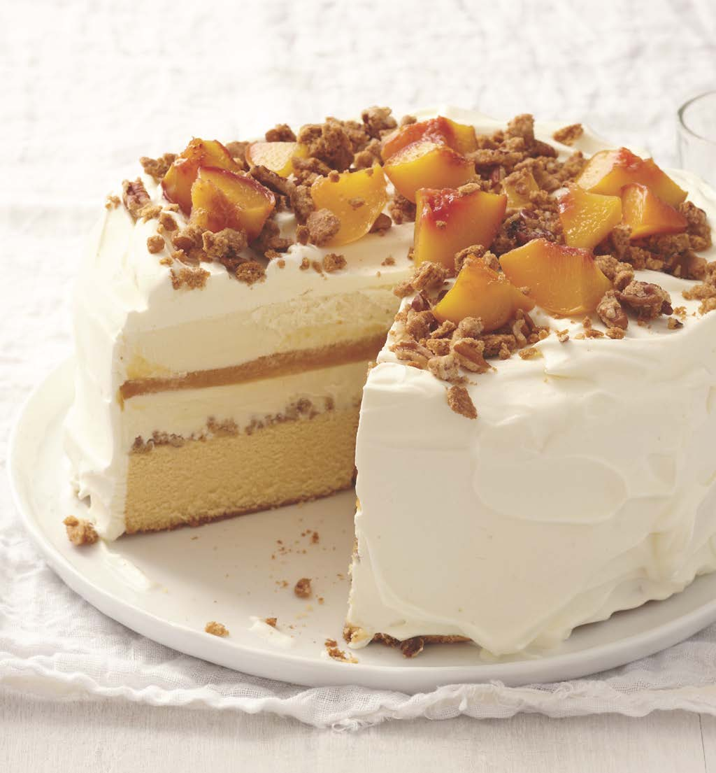 Торт «Айсберг»