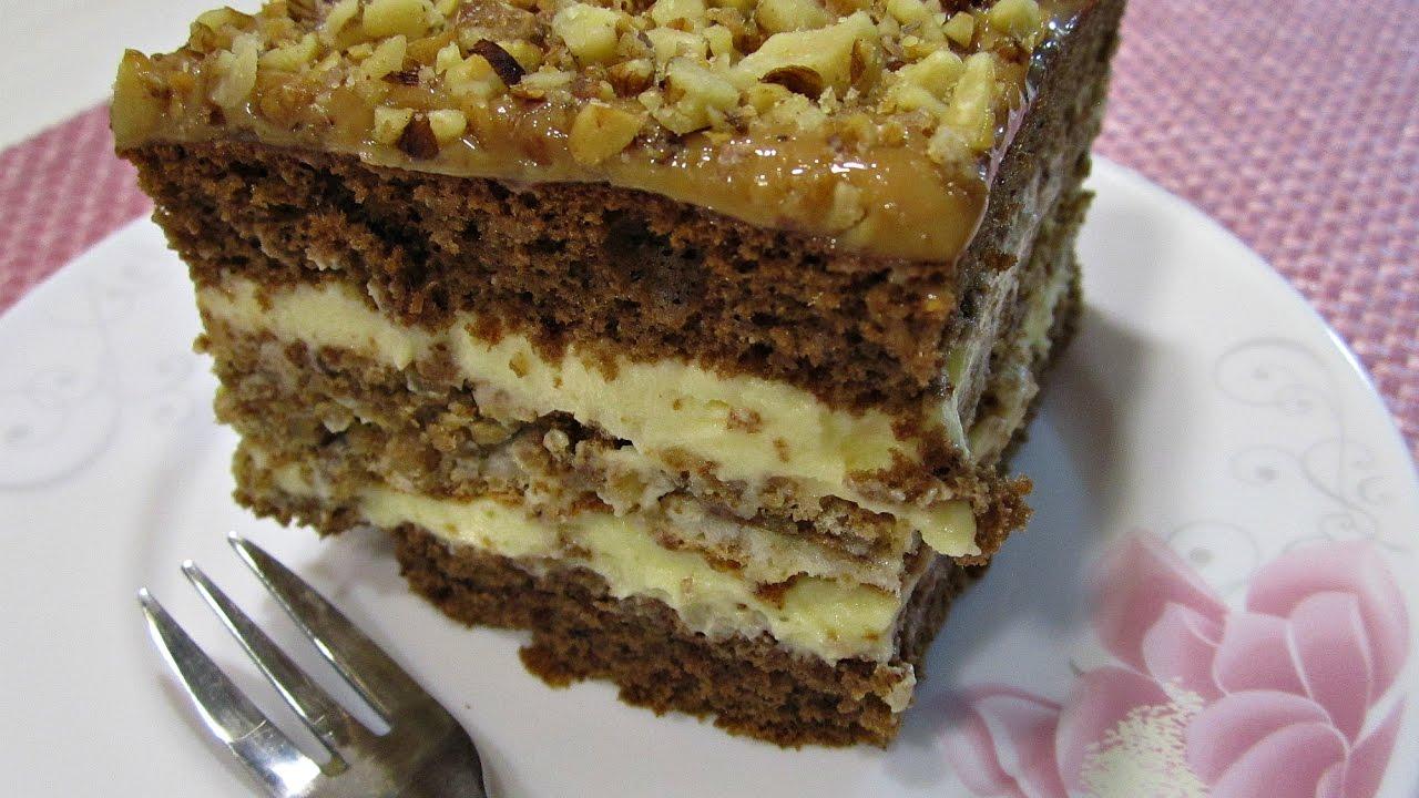 Торт «Сентиментальный»