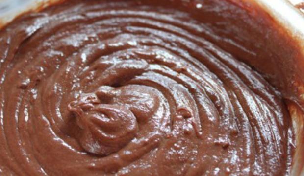 Белковый крем шоколадный