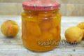 Варенье и абрикосов дольками