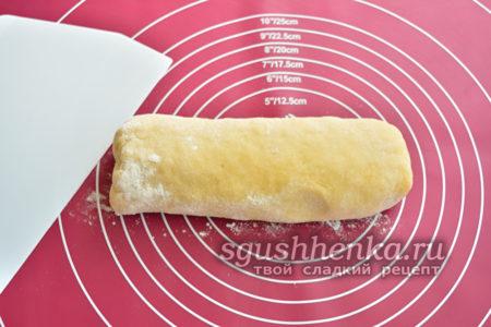 охлажденное тесто