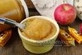 Варенье из яблок с конфетами