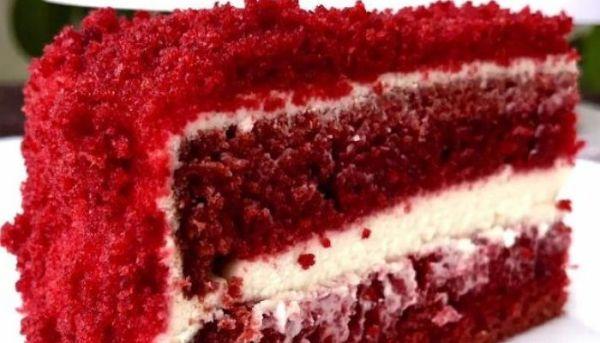 Торт «Красный бархат» от Гордона Рамзи