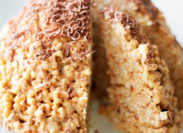 Печенье на сгущенном молоке с орехами - рецепт пошаговый с фото