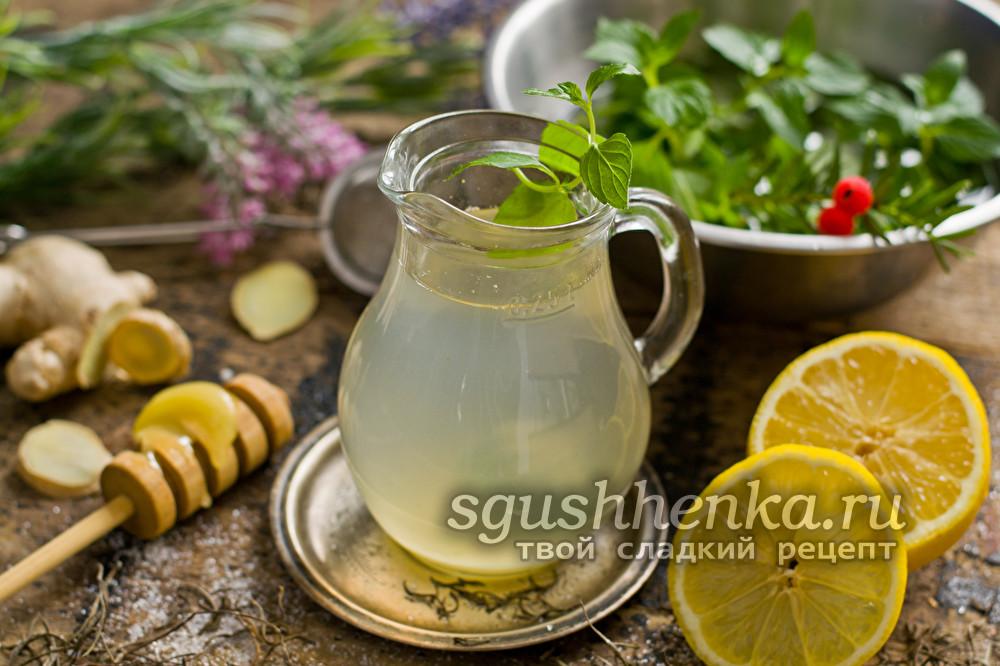 вкусный напиток для укрепления иммунитета