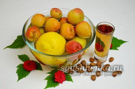 абрикос и лимон
