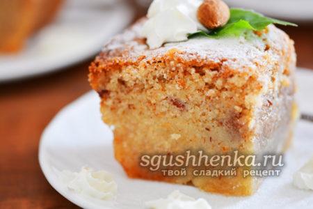 вкусный греческий десерт