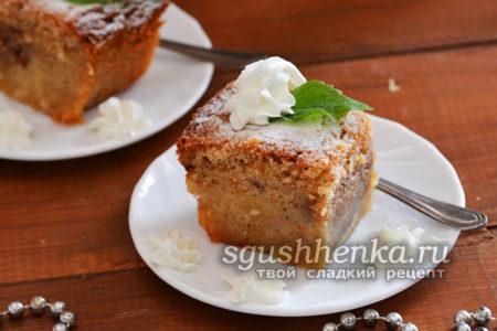 десерт с манкой
