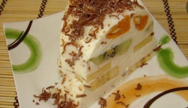 4) Десерт Волшебный