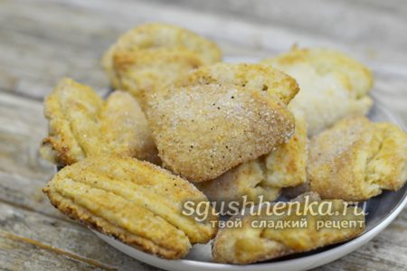 рецепт печенья с корицей