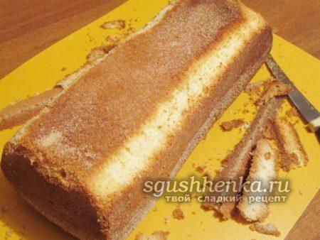 готовый корж для торта