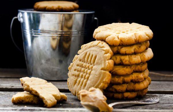 Паста с печеньем