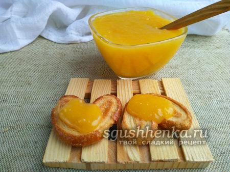 вкусный лимонный крем