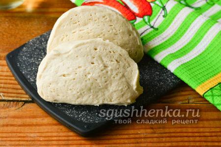 дрожжевое тесто для выпечки