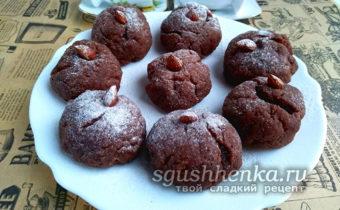 печенье за 5 минут