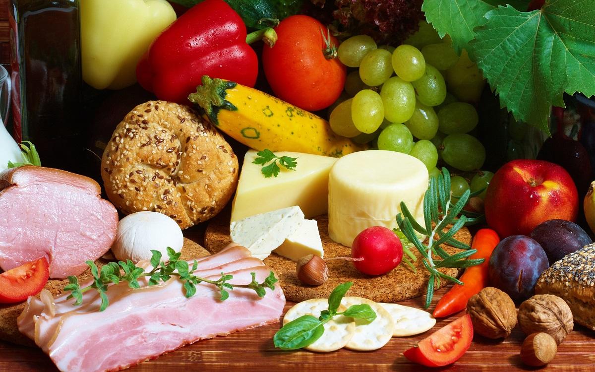 Мера веса продуктов без весов