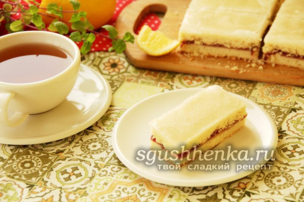 вкусные пирожные