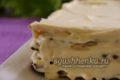 вкусный сметанный торт