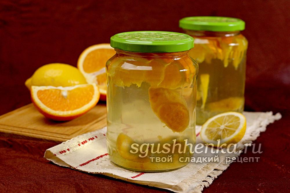напиток из абрикосов