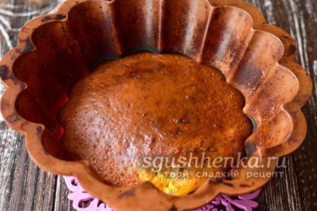 готовый кекс