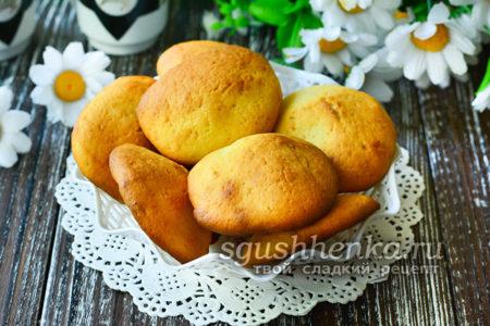 Фото-рецепт мягкого печенья на кефире