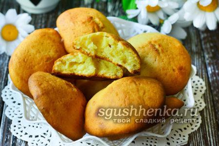 Мягкое печенье на кефире - рецепт очень вкусное в домашних условиях