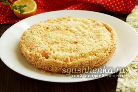 рецепт готового пирога