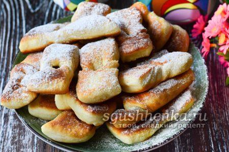 Таратушки на кефире - рецепт с фото пошагово на сковороде