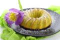 ароматная творожная запеканка с манкой и бананом