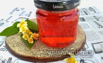 вкусное варенье из лепестков роз с жасмином