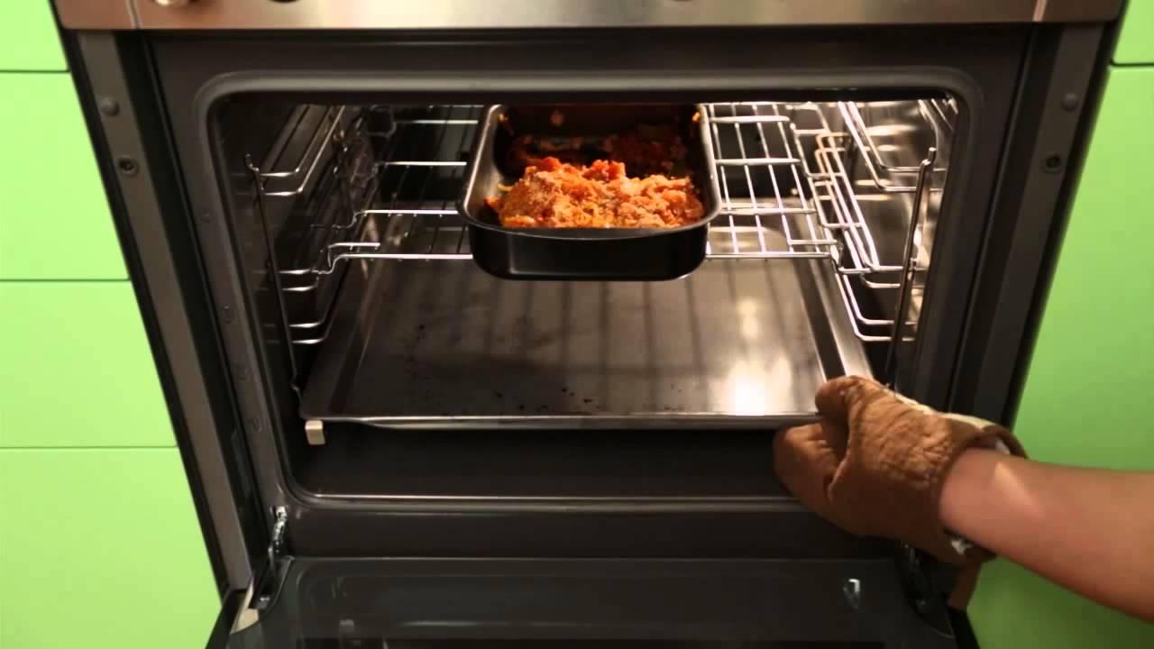 Почему в газовой духовке подгорает низ, а верх не румянится, что делать
