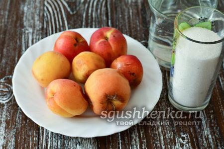 абрикосы для варенья