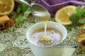 карамельный соус из конфет Коровка и сливок