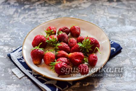 выбрать хорошие ягоды клубники