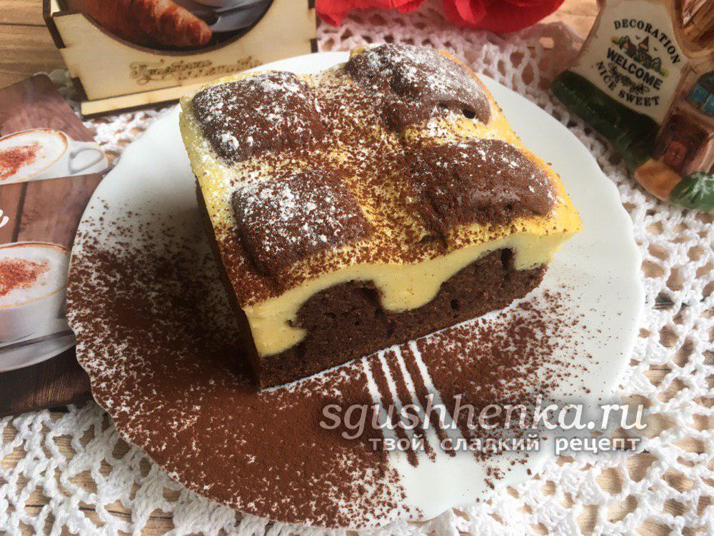 вкусный пирог «Подушки»