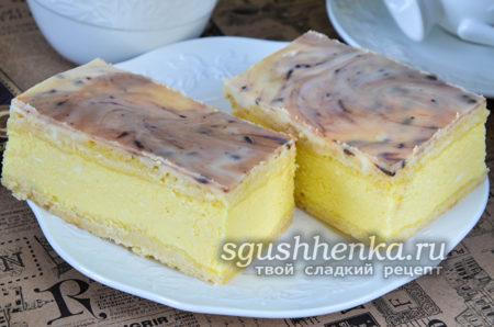 Пирожное Королевский мрамор